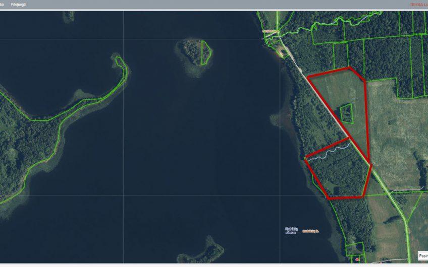 3,25 ha, Ekrano sklypas komercijai ar namų valdai